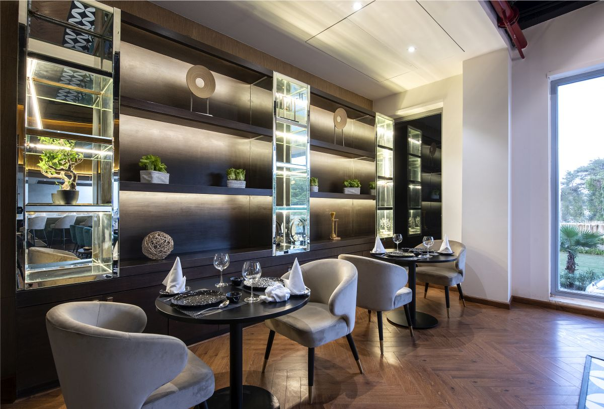 High-End Hospitality Corporate Office, at India, by Parag Singal Architects 10