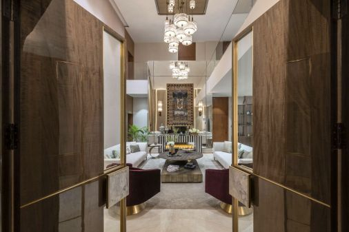 Mr. Ajay Aggarwal_s residential project by Azure Interiors (11)