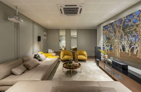 Mr. Ajay Aggarwal_s residential project by Azure Interiors (15)