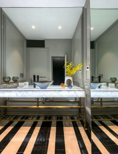 Mr. Ajay Aggarwal_s residential project by Azure Interiors (16)