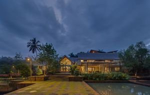 Wayanad House, at Kerala, India, by Khosla Associates