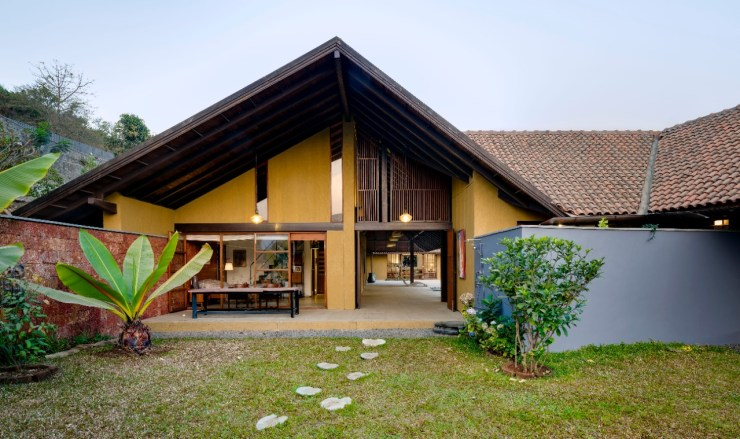 House at Panshet, Pune, by _Opolis Architects 1