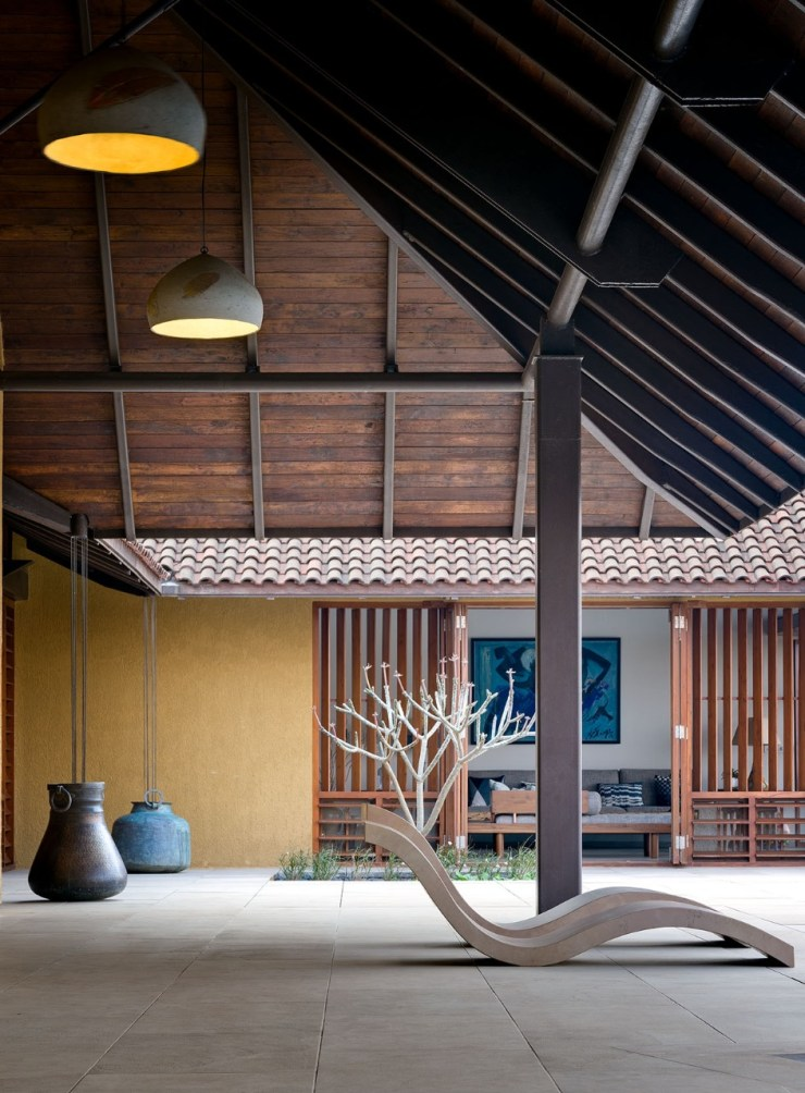 House at Panshet, Pune, by _Opolis Architects 9