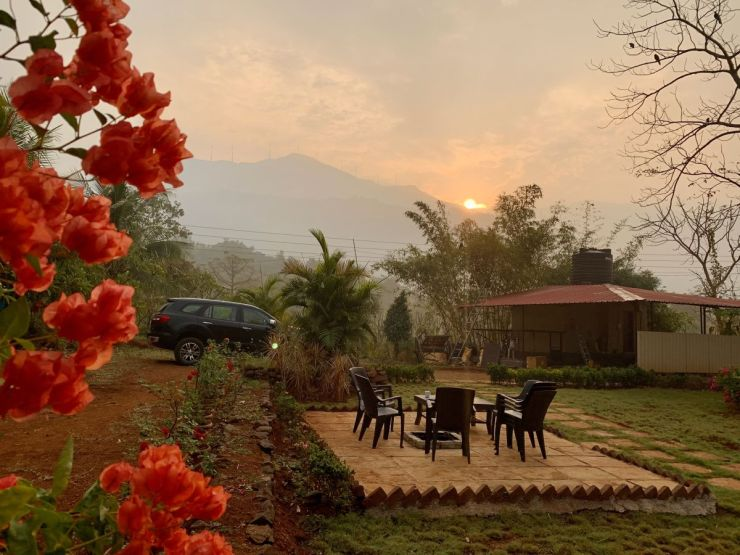 In Nature // Sanvina in the Sun!, at Mechkarwadi, near Karjat, Maharashtra, India, by Cluster One Creative Solutions Pvt. Ltd. 1
