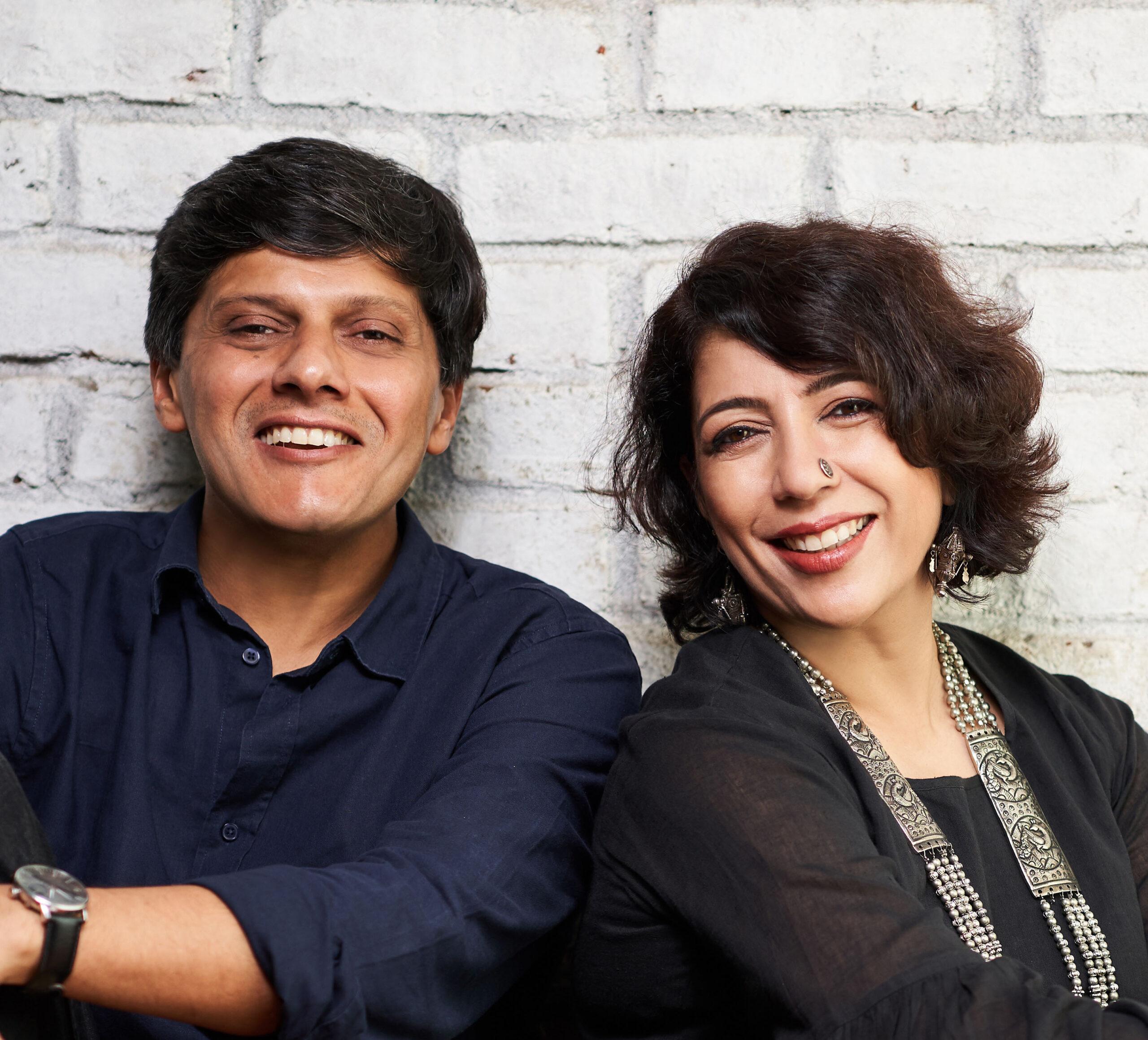 Rahul Gore and Sonal Sancheti