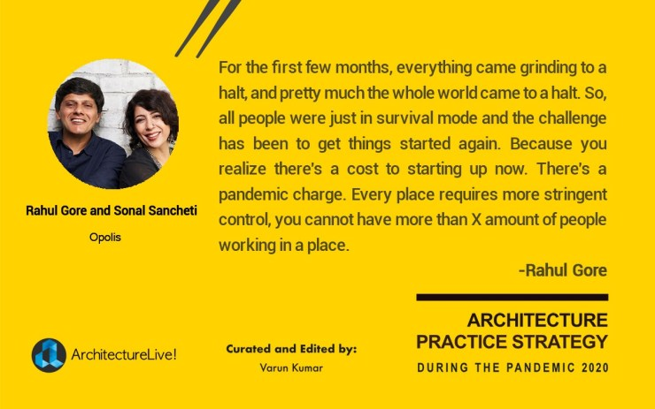 Re-emergence of Architectural Practice in India from the Pandemic 2020 5