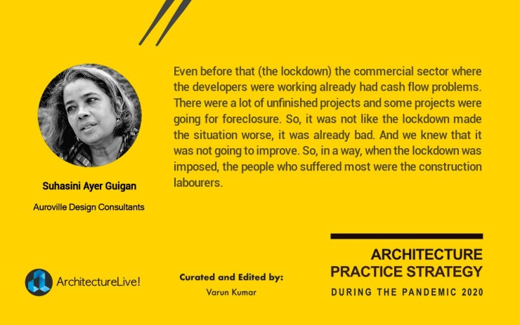 Re-emergence of Architectural Practice in India from the Pandemic 2020 7