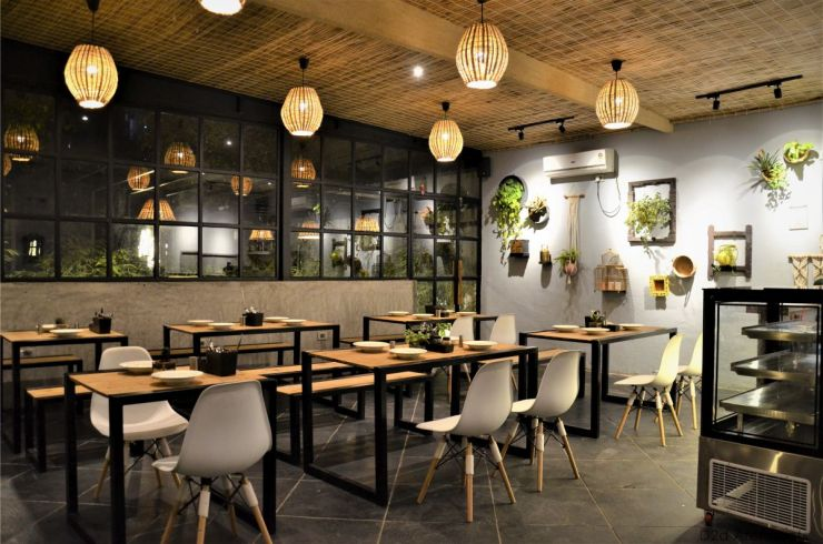 Hush Café, at Hyderabad, by D2dArchitects 1