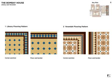 5 Ver Library patterns