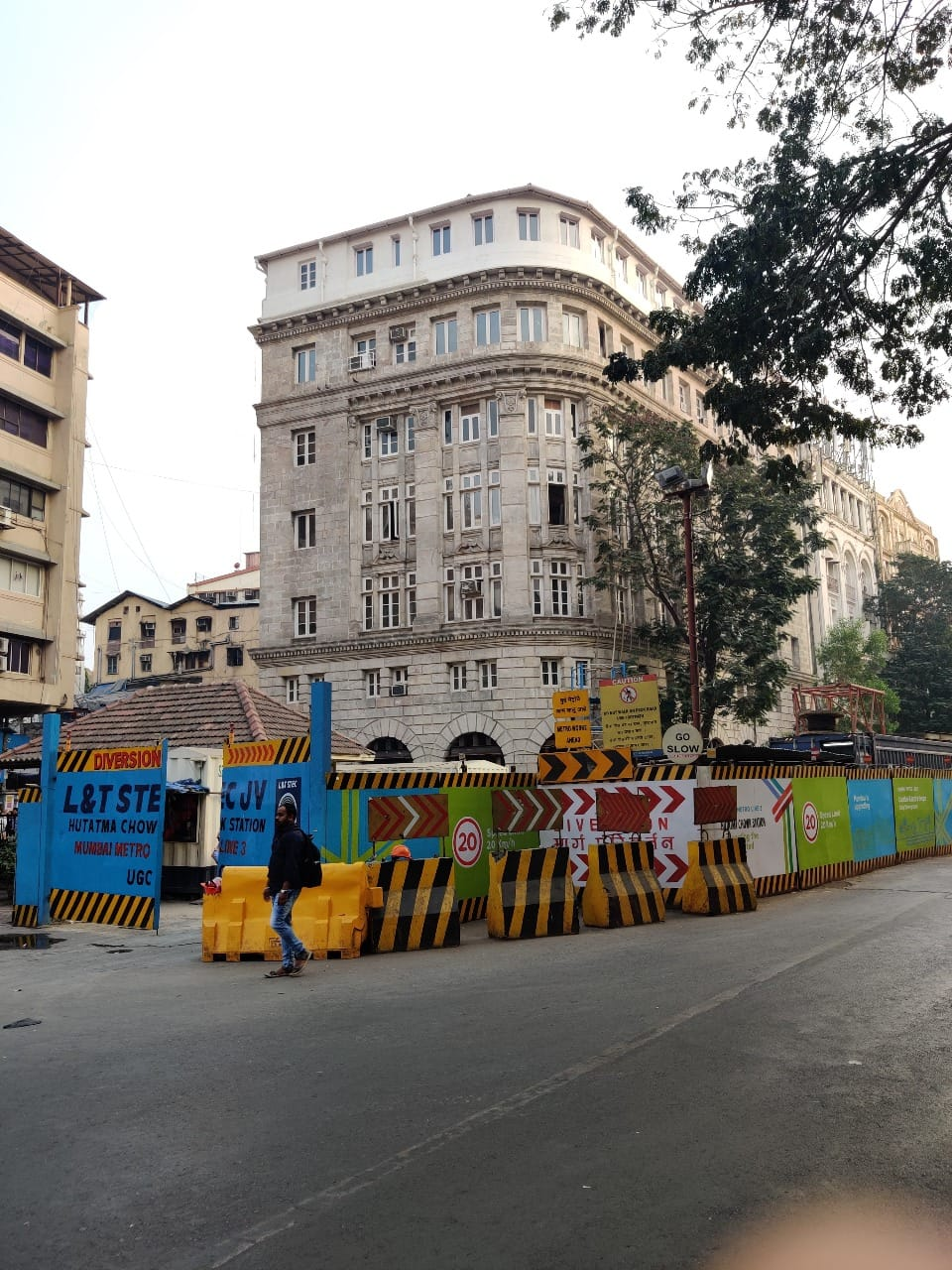 Conserving The Commissariat Building, DR DN Road, by Vikas Dilawari 13