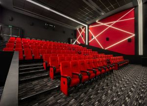 The Multiplex at Gurgaon, by Sync Design Studio