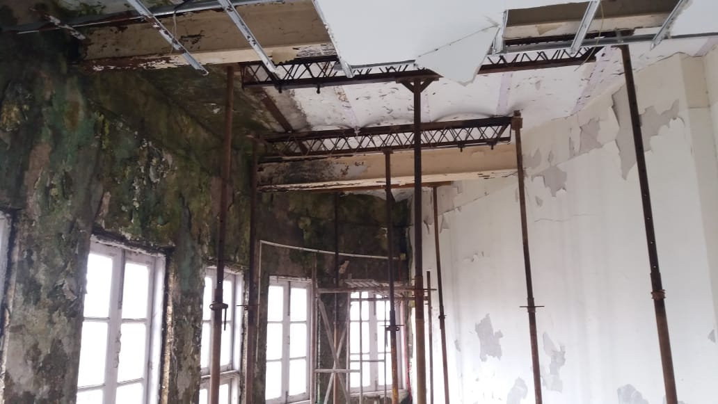 Conserving The Commissariat Building, DR DN Road, by Vikas Dilawari 9