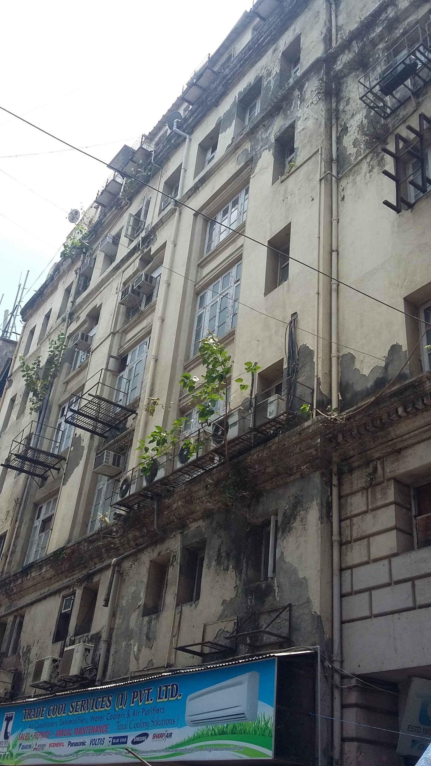 Conserving The Commissariat Building, DR DN Road, by Vikas Dilawari 5