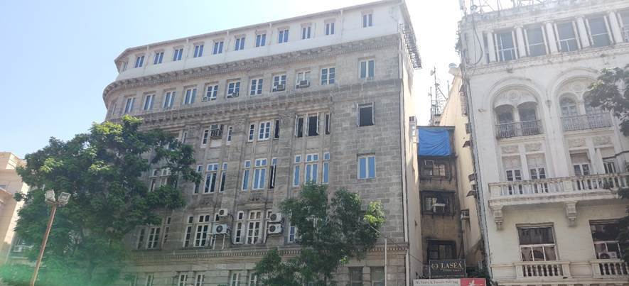 Conserving The Commissariat Building, DR DN Road, by Vikas Dilawari 19