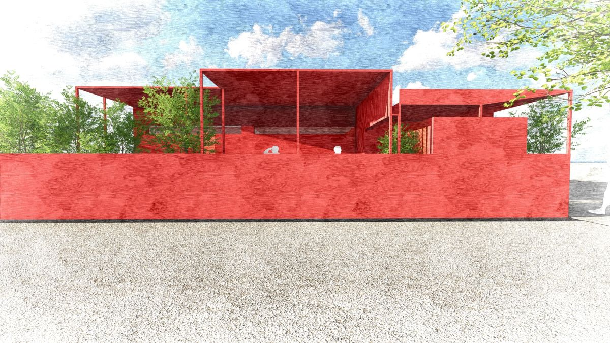 Pause - Restrooms, at Bombay-Goa Highway, by RC Architects 84