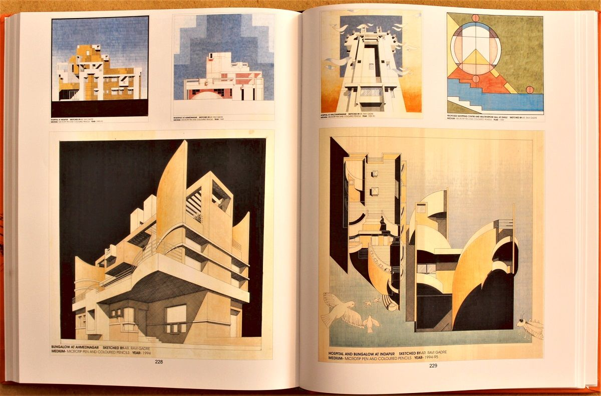 ARCHITECTURAL RENDERING: HAND-DRAWN PERSPECTIVES & SKETCHES - Book Review by Dr Pankaj Chhabra 22