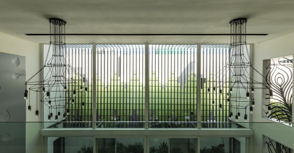 The Leaf House, at Indore, M.P, by Span Architects 70
