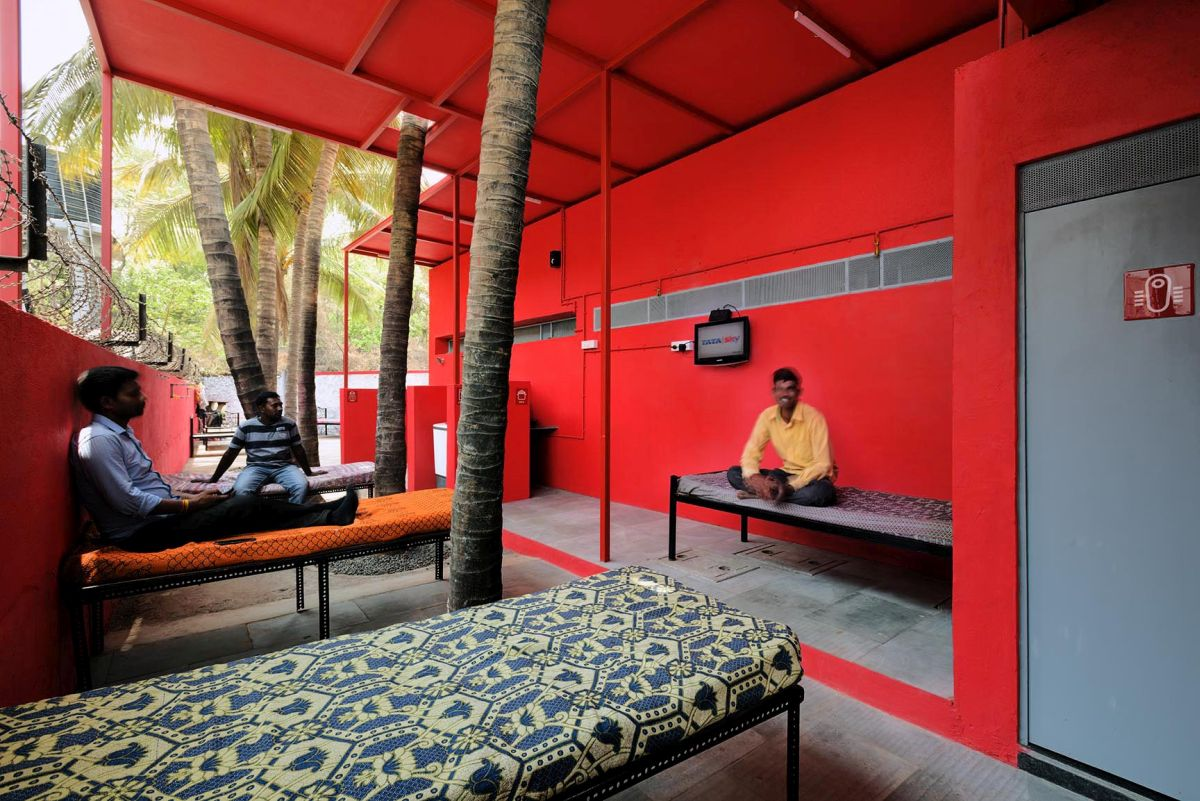 Pause - Restrooms, at Bombay-Goa Highway, by RC Architects 43