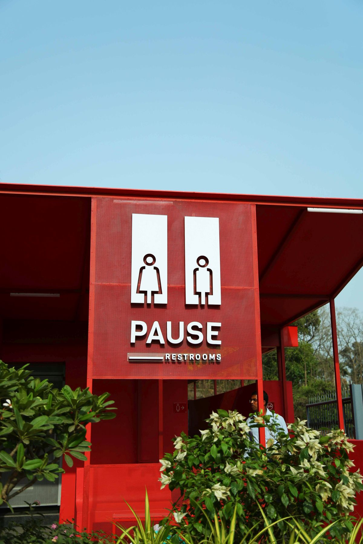 Pause - Restrooms, at Bombay-Goa Highway, by RC Architects 59