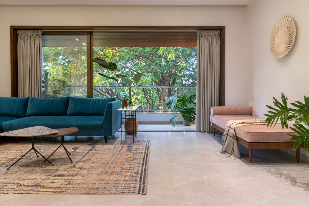 House by the Grove, at Nashik, by LADLAB 4
