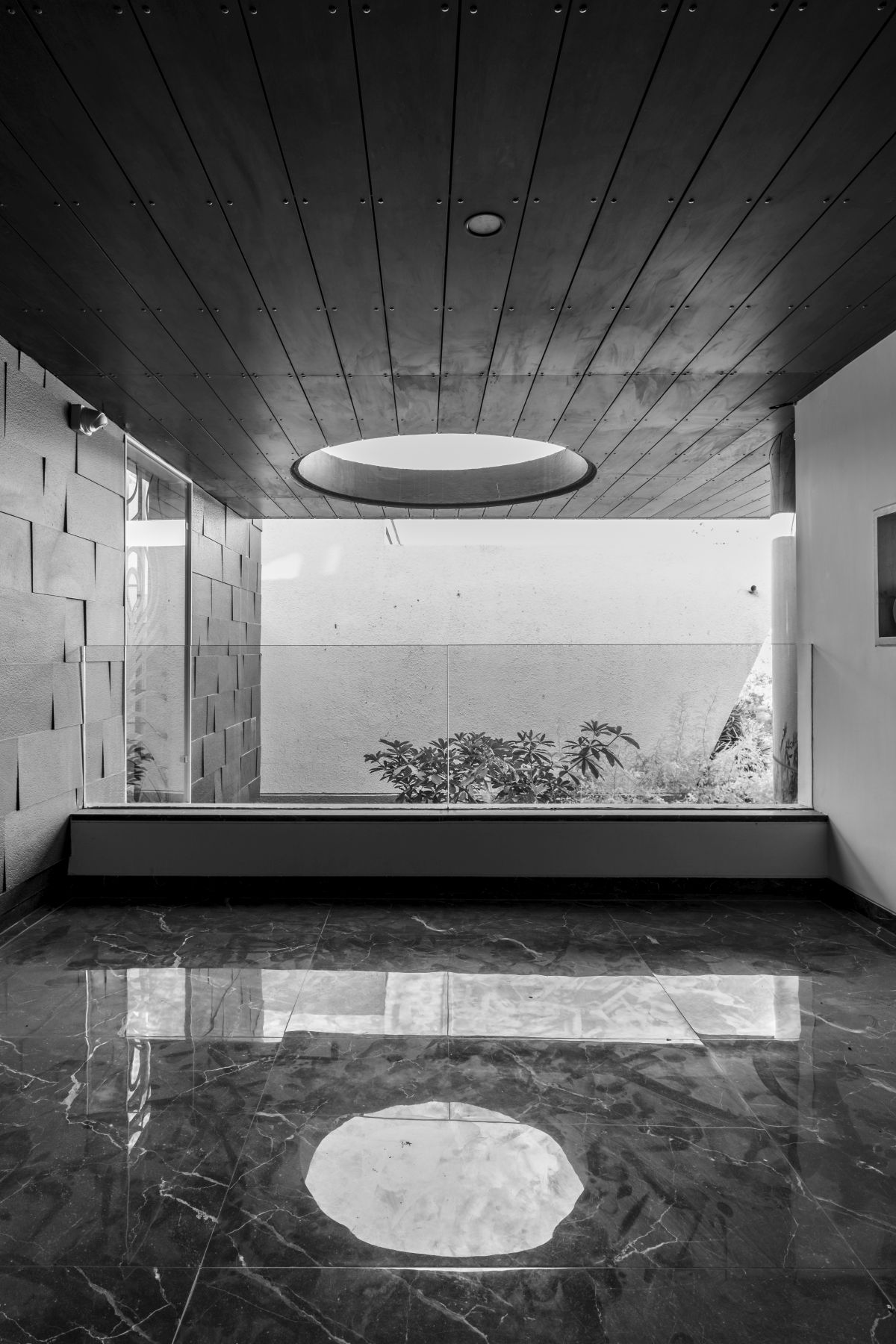The Leaf House, at Indore, M.P, by Span Architects 32