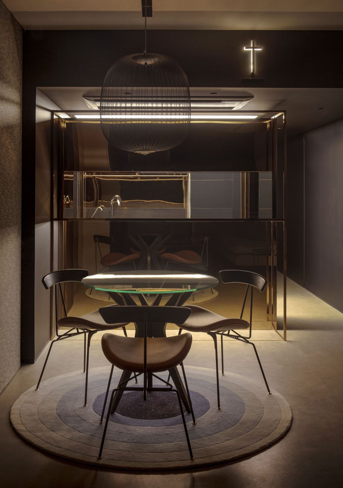 Copper Cube Hause, at Mumbai, by DIG Architects 11