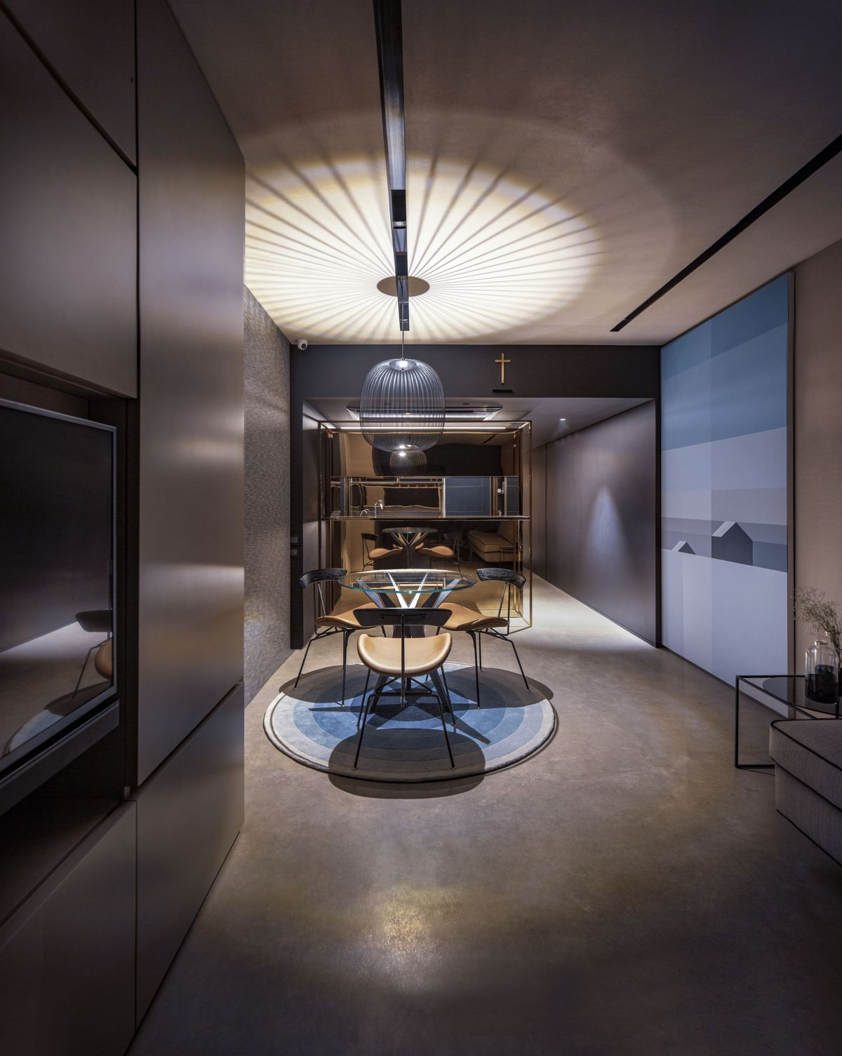 Copper Cube Hause, at Mumbai, by DIG Architects 19