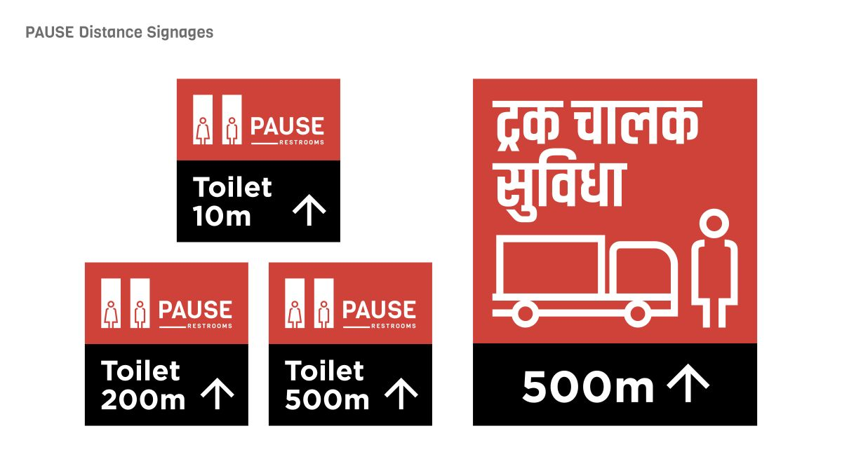 Pause - Restrooms, at Bombay-Goa Highway, by RC Architects 71