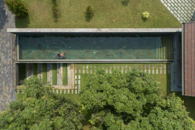 Dr Maani House 2020, at Koothattukulam, by RGB Architecture Studio 2
