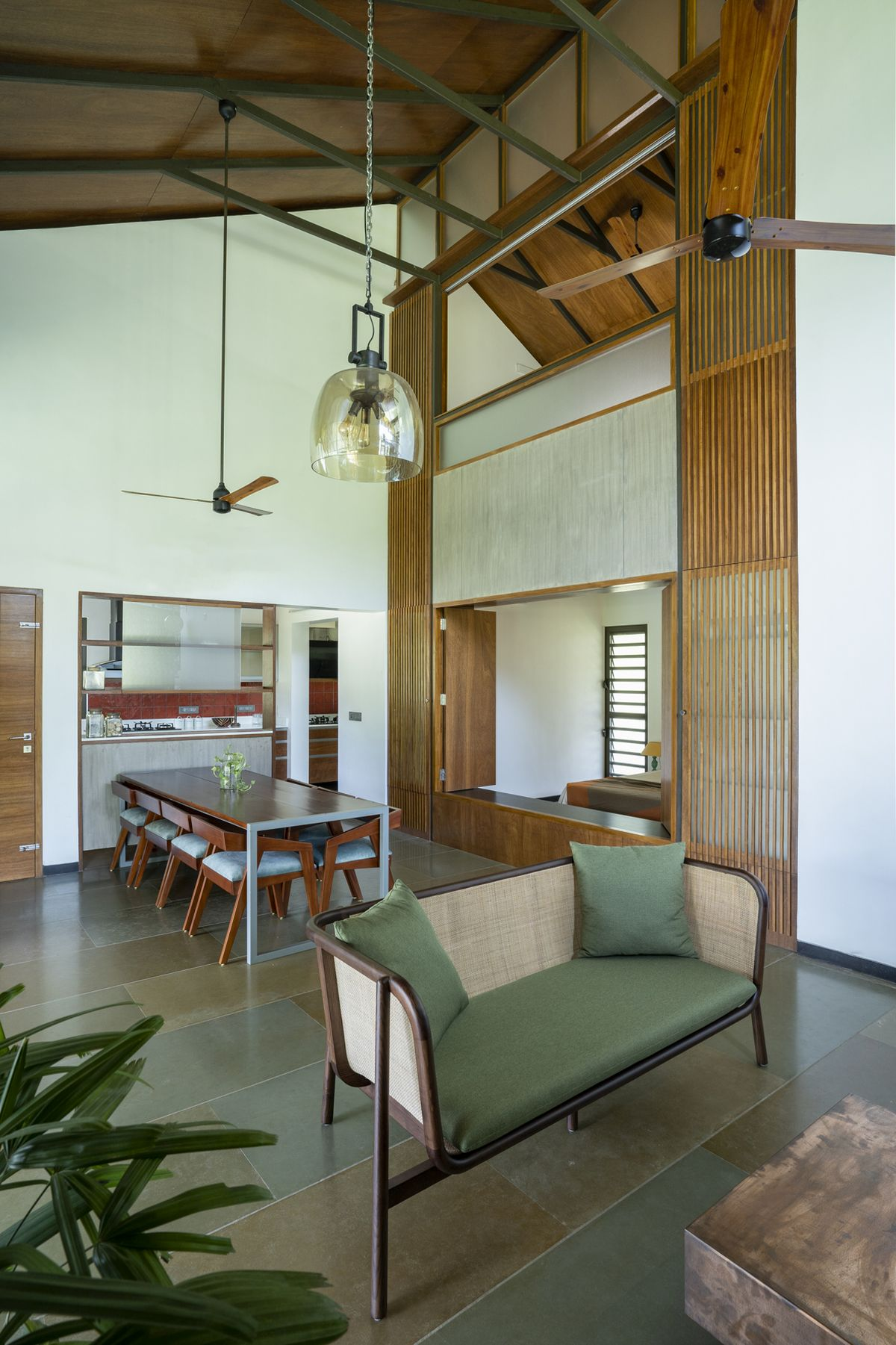 Dr Maani House 2020, at Koothattukulam, by RGB Architecture Studio 6