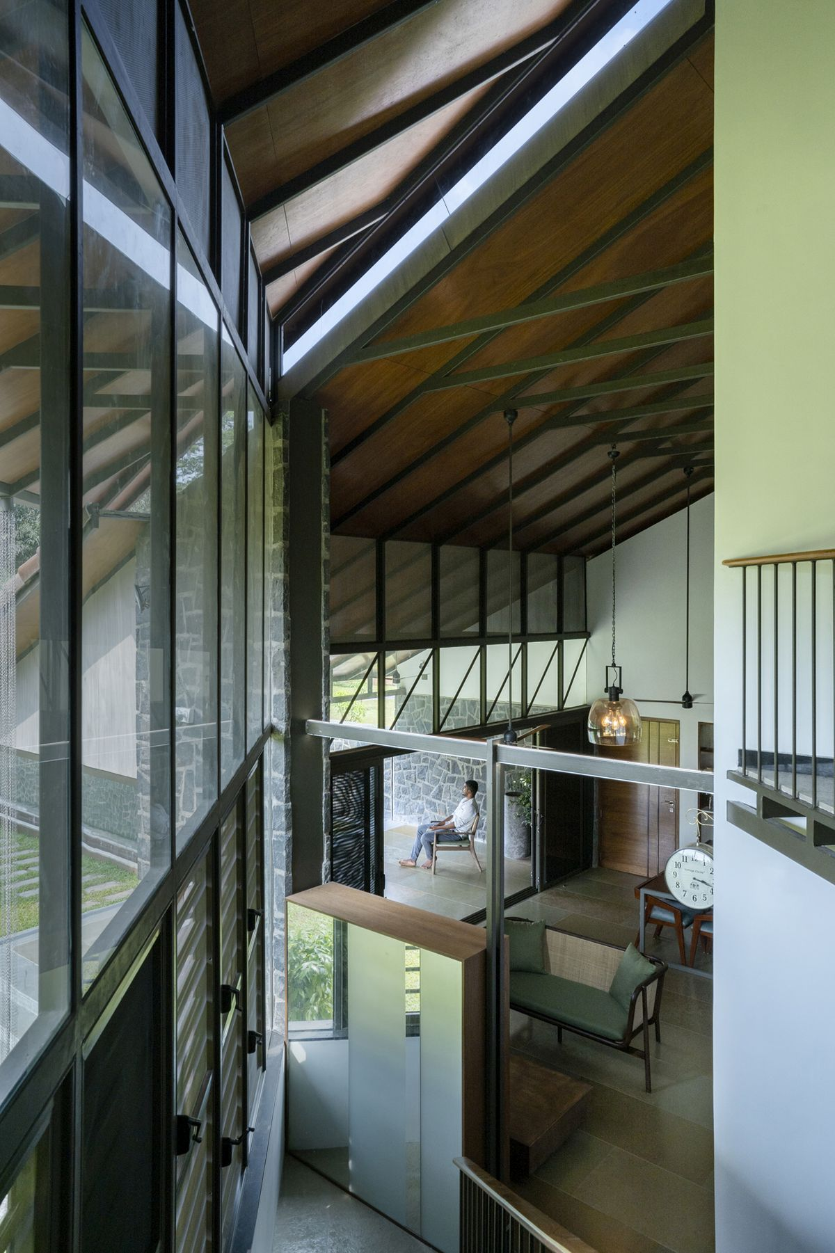 Dr Maani House 2020, at Koothattukulam, by RGB Architecture Studio 8