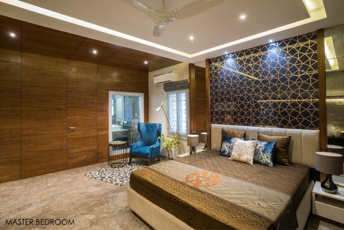 LOUVERED HOUSE, at Bangalore, by White Shadows Design Studio 18