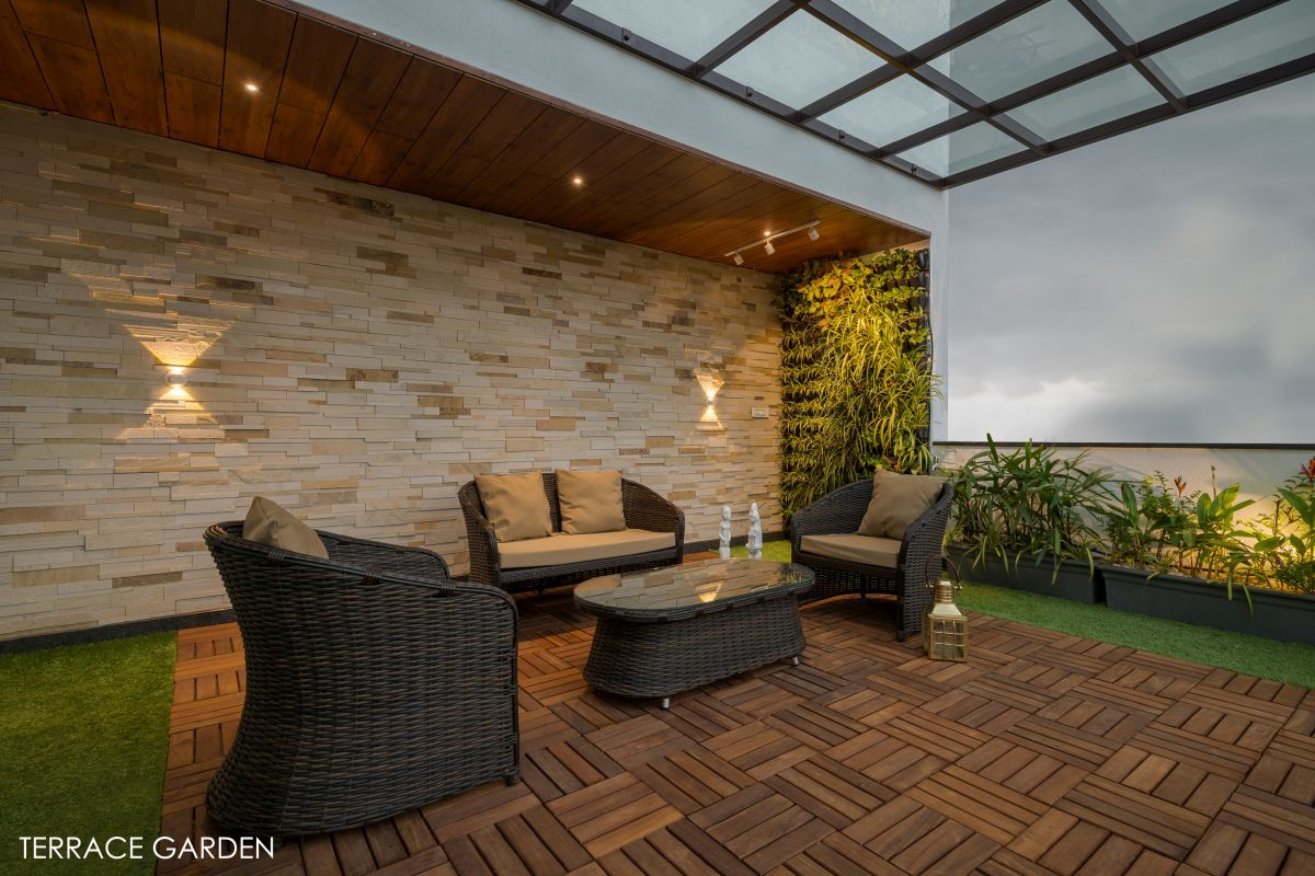 LOUVERED HOUSE, at Bangalore, by White Shadows Design Studio 30