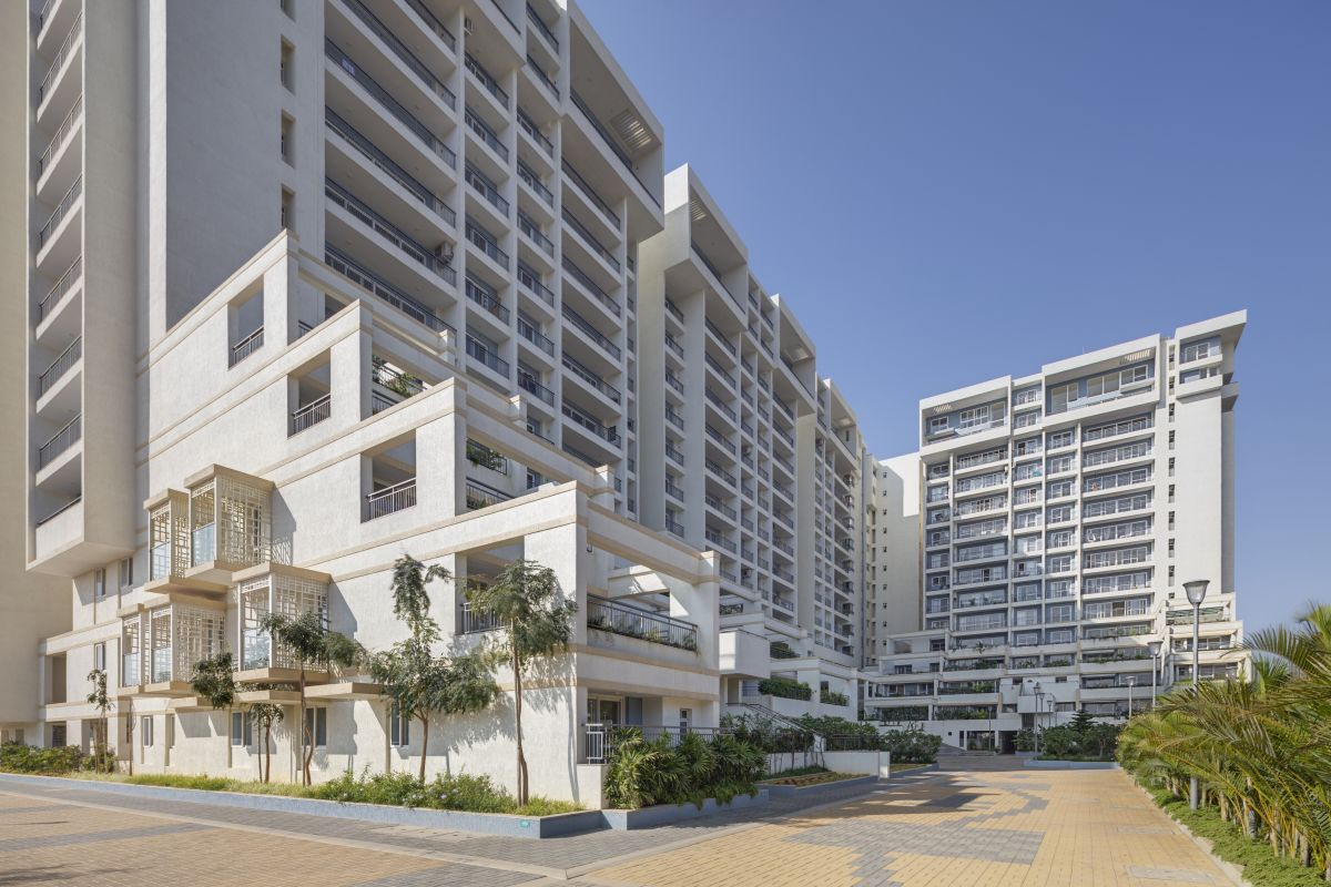 Terraced Residential Highrise, at Nallurhalli Road, Siddhapura, Bangalore, by CnT Architects 6