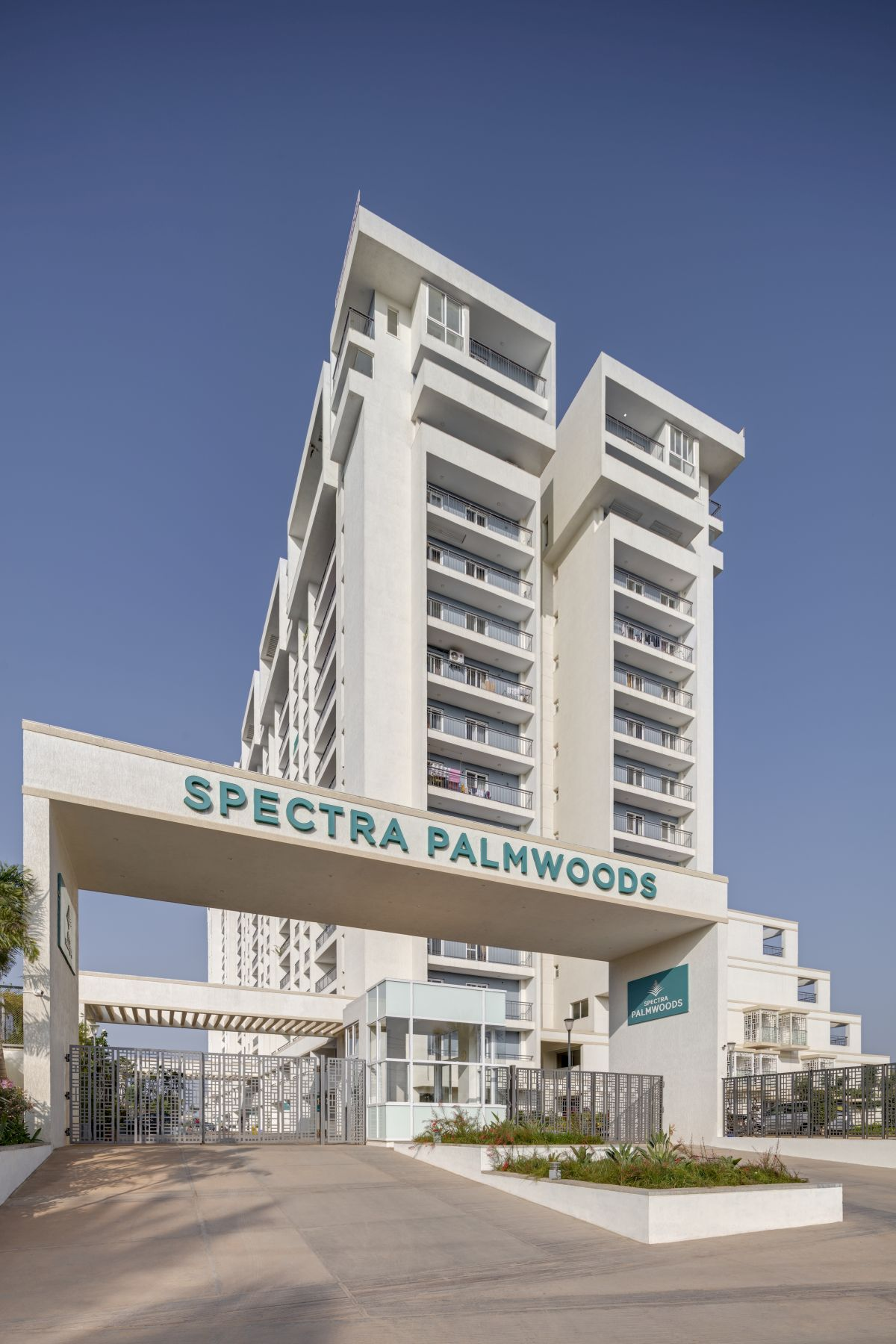 Terraced Residential Highrise, at Nallurhalli Road, Siddhapura, Bangalore, by CnT Architects 14