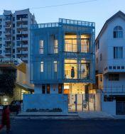 JP House, at Bangalore, by Kumar La Noce