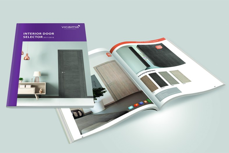 Inspiration for interior doors with Vicaima