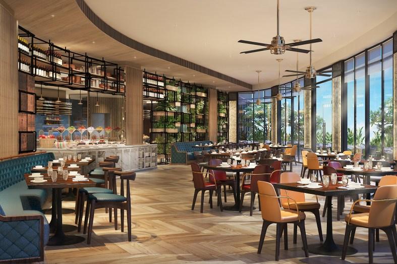 HiltonDa Nang Hotel, Vietnam, by Noor Design