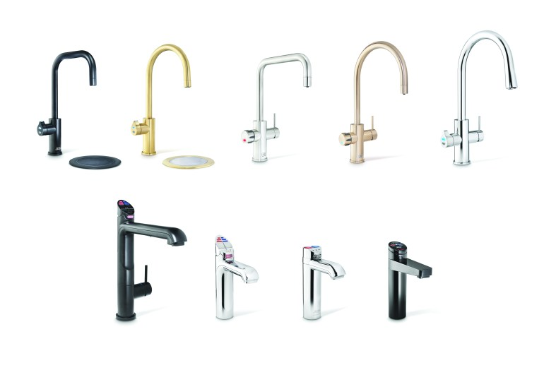 Zip launches its widest HydroTap range
