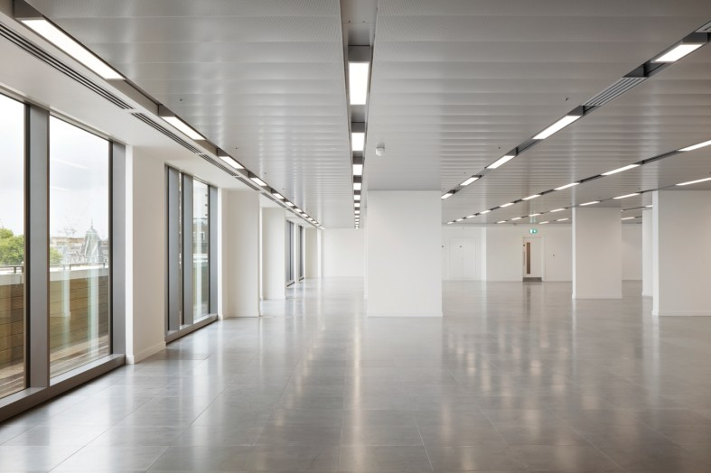 Armstrong Ceilings help bring a new lease of life to a tired office building