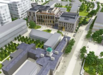 Feilden Clegg Bradley Studios and AHR start work on Dublin Institute Quad