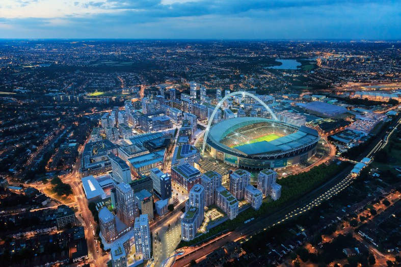 Reynaers is preferred supplier for Wembley Park regeneration