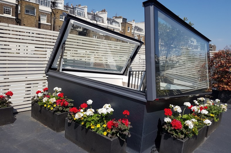 The sky's the limit as Sunsquare launches space-saving access skylight