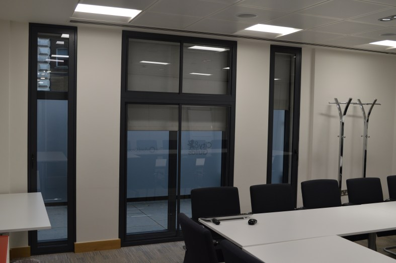 Window upgrade for City & Guilds Group head office