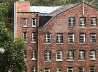 Imperial matches bricks for stunning restoration of Quarry Bank Mill