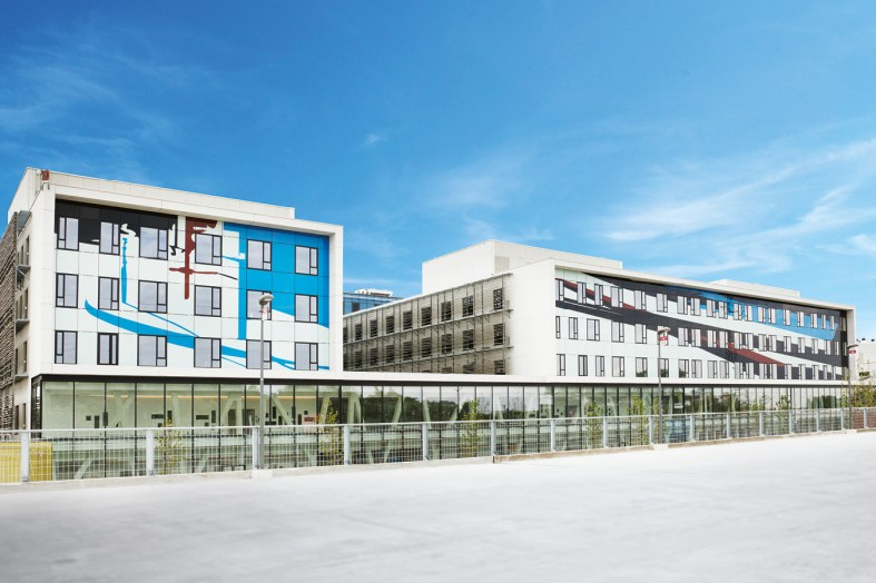 Reynaers helps achieve patient-centred design of AZ Sint Maarten hospital