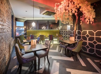 Altro brings design freedom to Mexican restaurant