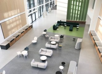 Flowcrete Puts on a Flooring Masterclass at the University of the West of Scotland