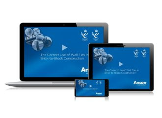 Ancon's technical seminars now available in bite size webinars