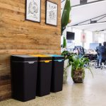Designer Bins Make a Difference at Canva